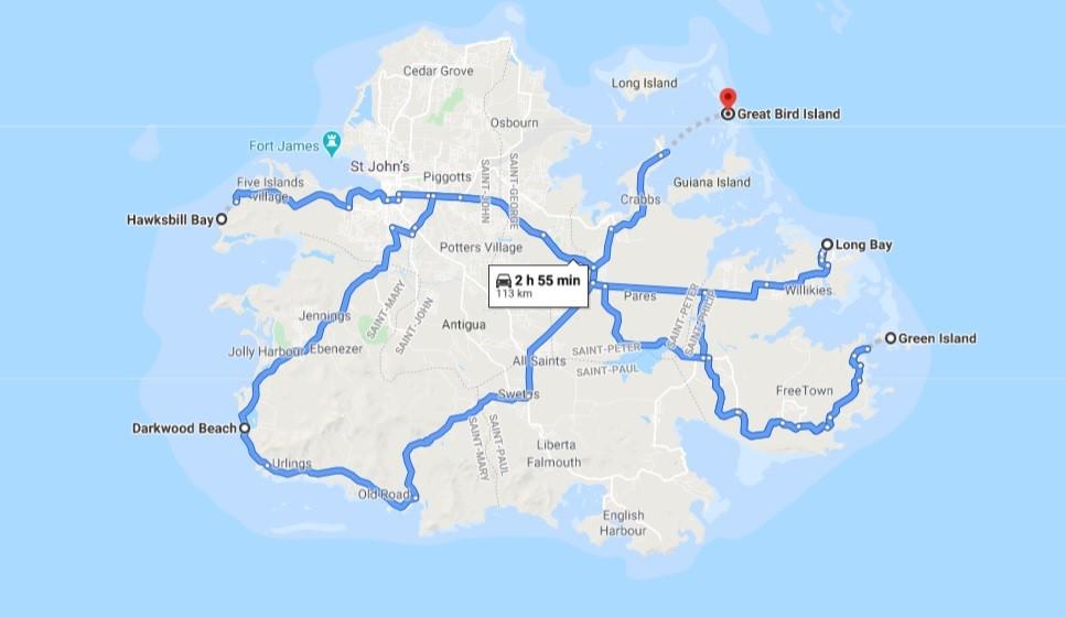 Best-snorkelling-spots-in-Antigua