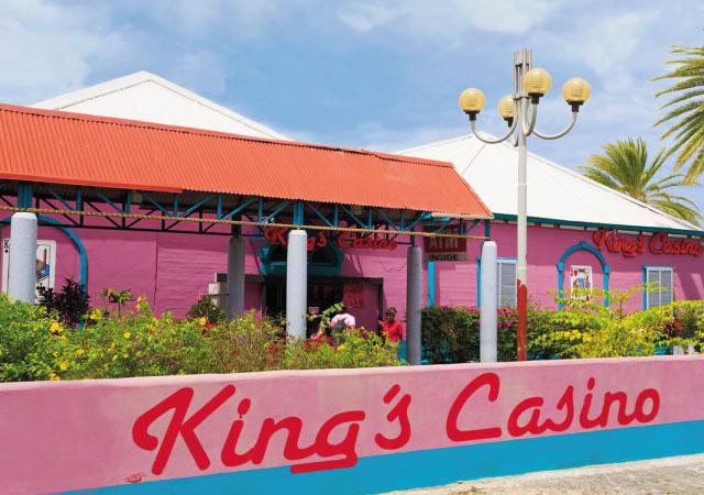 Are There Casinos In Antigua