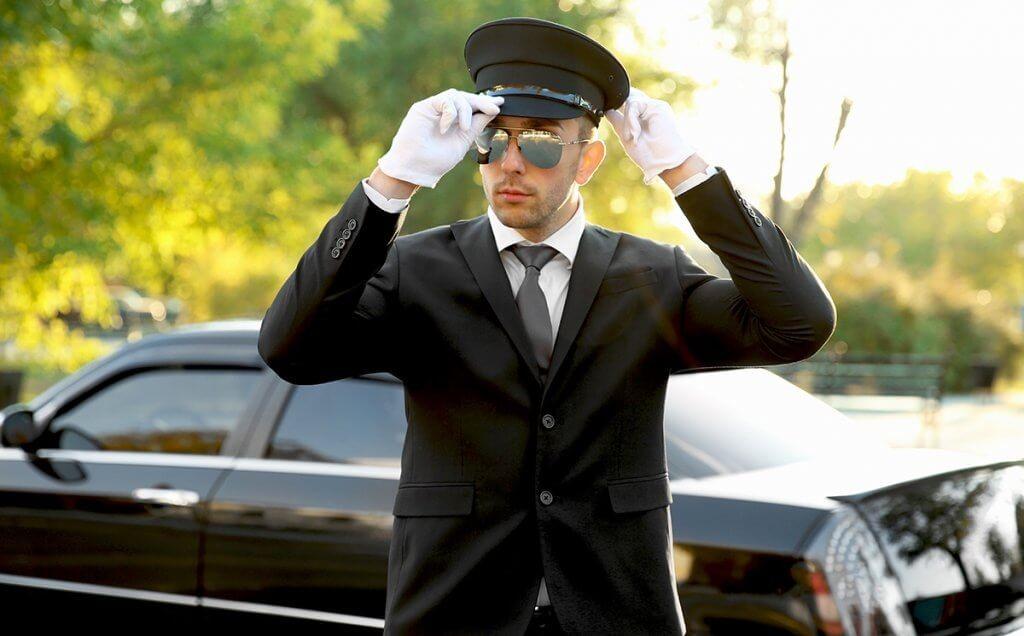 Chauffeur gloves