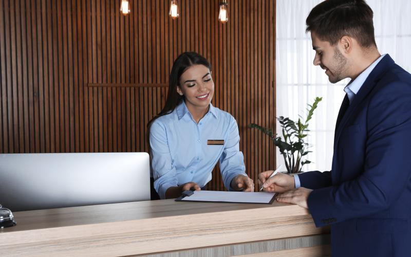 Concierge-service