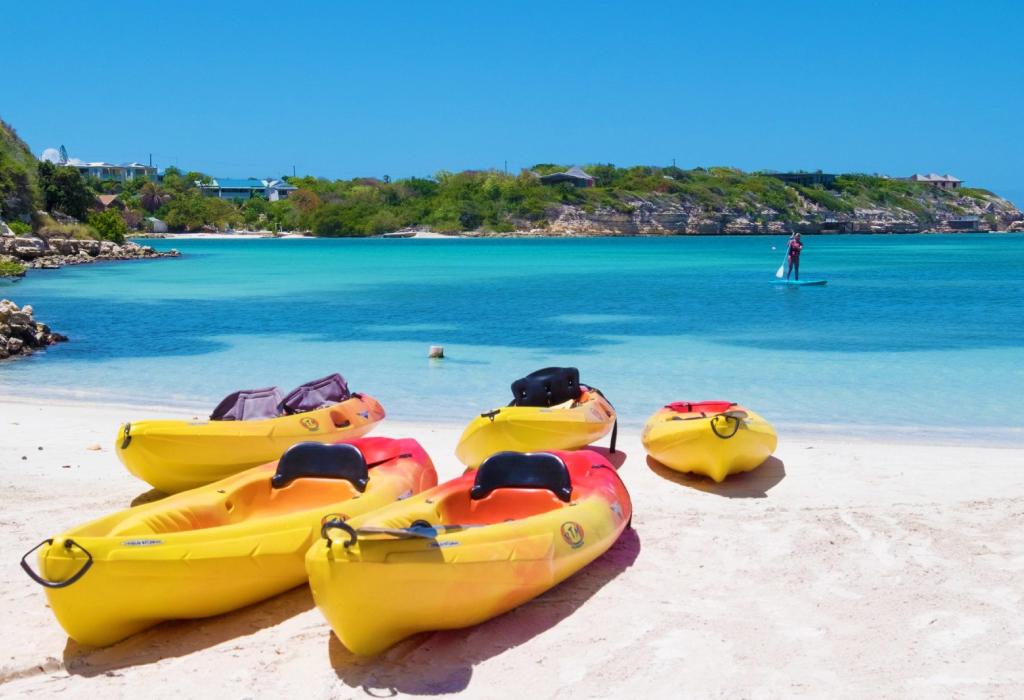 Antigua and Barbuda - activities