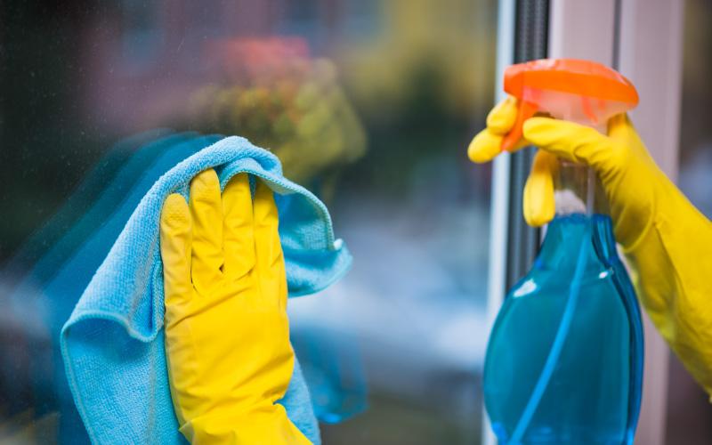 Housekeeping duties list