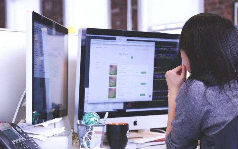 web developer - digital nomad job