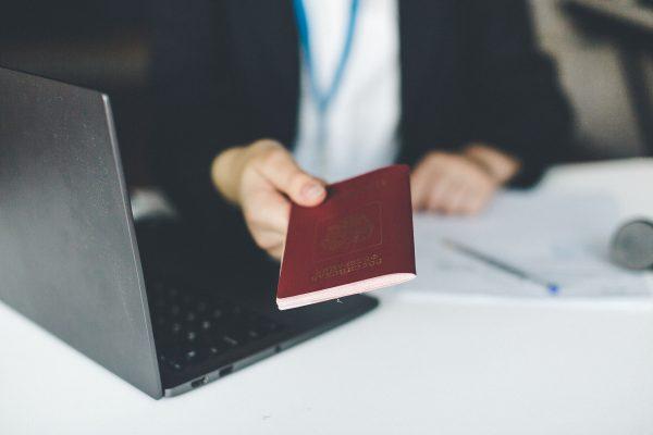 visa officer passport
