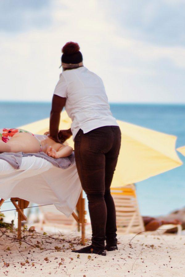 Fryyes beach massage