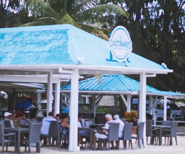 Jolly beach - restaurants