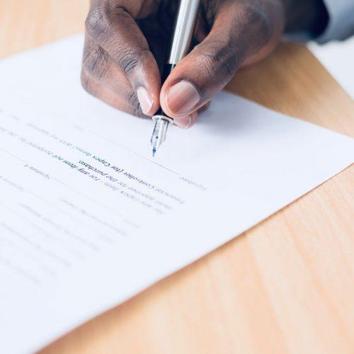 Certified- notary translation