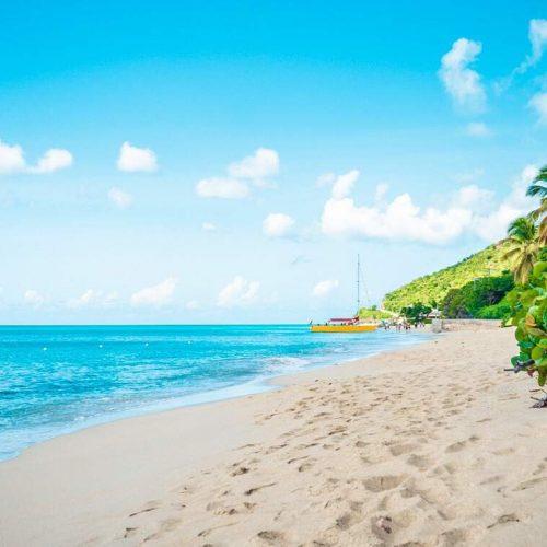 Turners_Beach in antigua barbuda