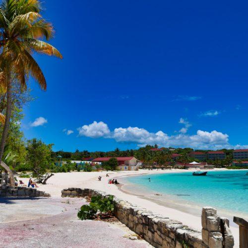 Long-Bay-beach and pineapple beach