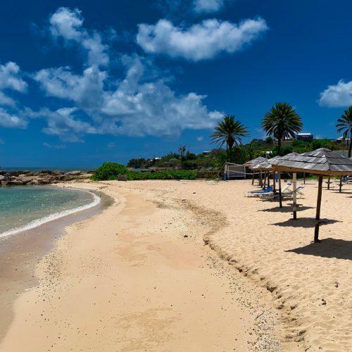 ocean point beach antigua